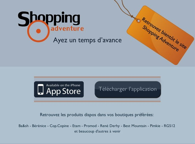 Shopping Adventure : l'application indispensable !