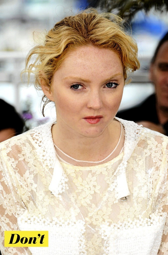 Lily Cole !