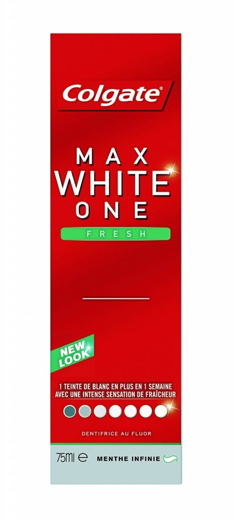 Dentifrice Max White One, Colgate 3,19 €