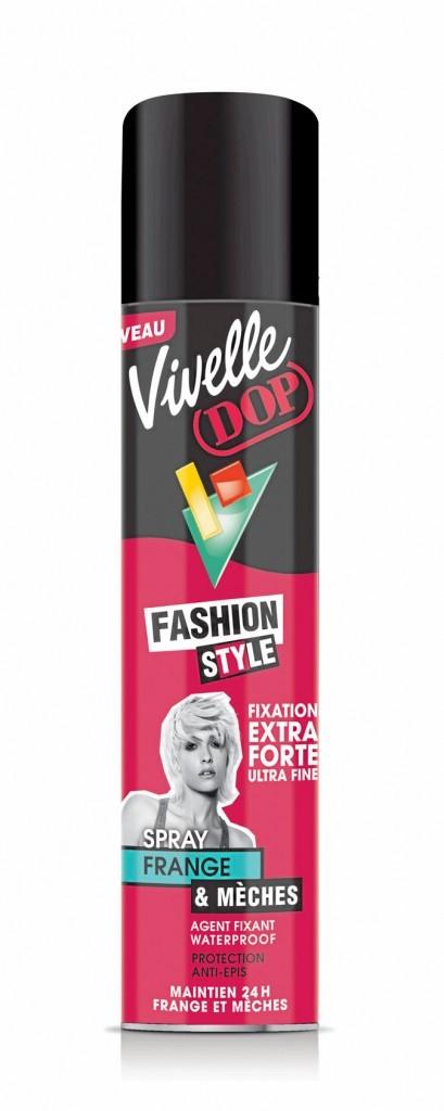 Spray frange et mèches, Vivelle DOP 4,90€