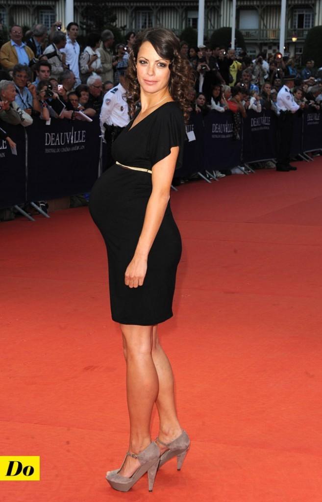 Festival de Deauville 2011 : la petite robe noire de Bérénice Béjo !
