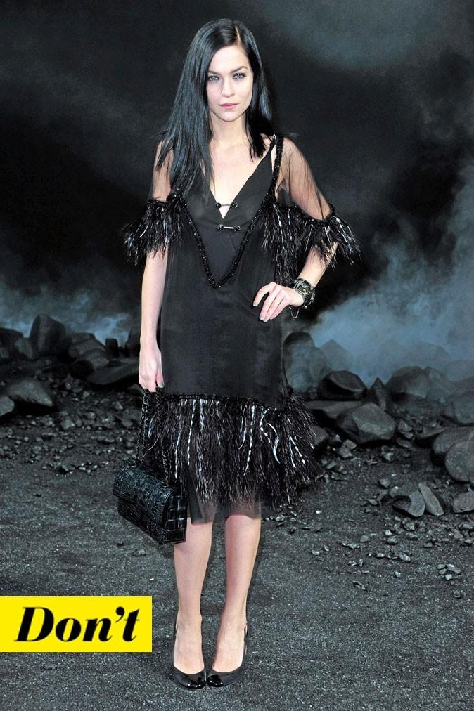 La petite robe noire de Leigh Lezark !