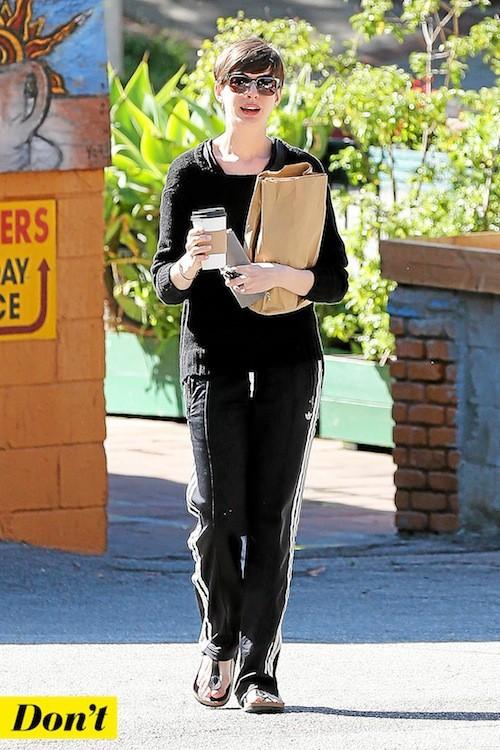 Don't : Anne Hathaway
