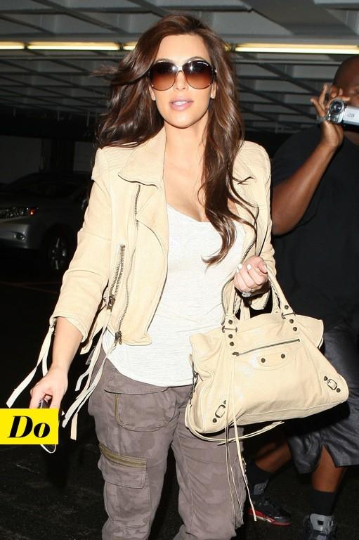 Kim Kardashian et son perf Leila Shams