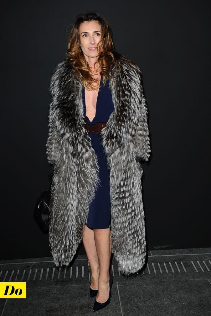 Looks de stars comment porter la fourrure en 2011 - Mademoiselle agnes fausse couche ...