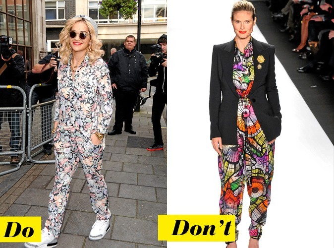 Fashion police : les do & don't de la semaine !
