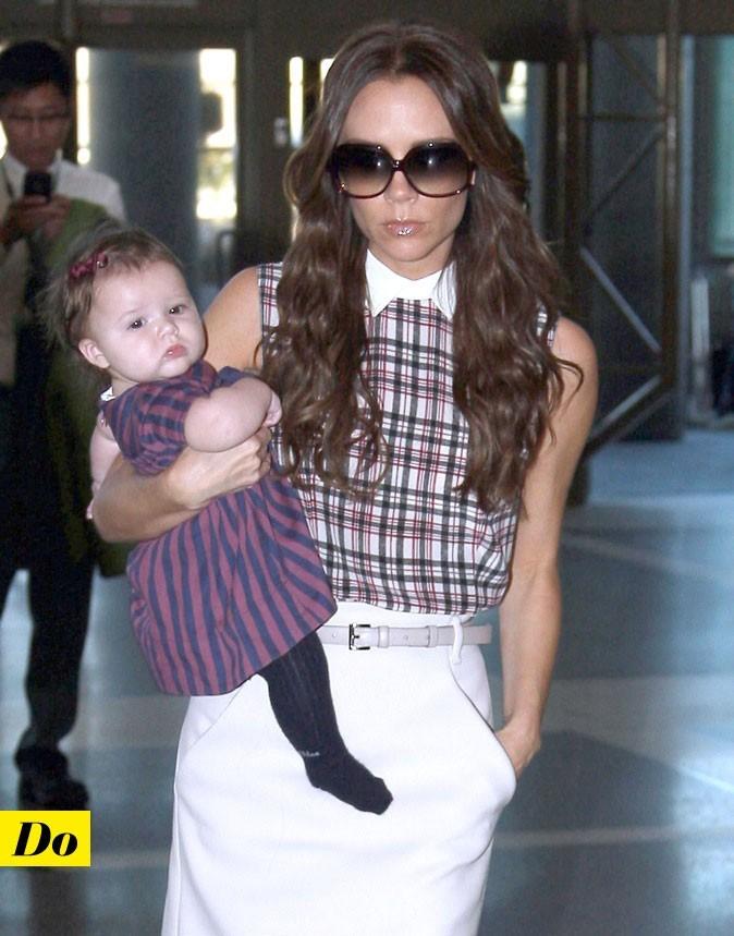 Harper Seven, la fille de Victoria Beckham