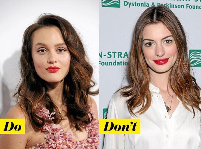 Maquillage de star : comment porter la bouche rouge ?