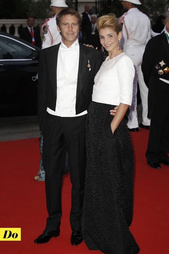 Mariage de Charlene Wittstock et Albert de Monaco : les looks de Clotilde Courau et Emmanuel Philibert le soir !