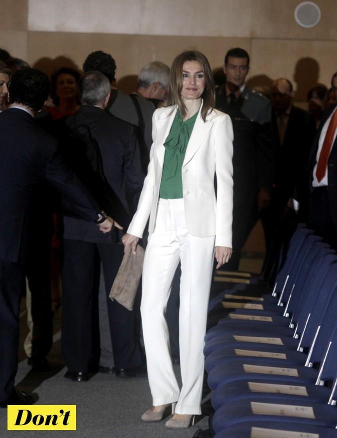 La princesse d'Espagne !