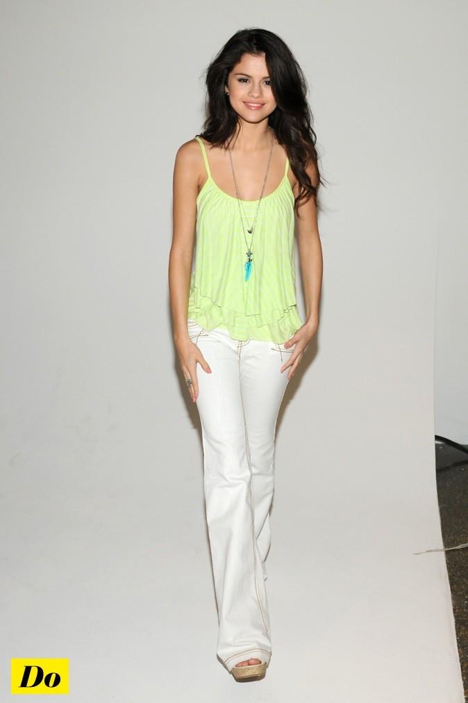 Selena Gomez, toute mimi !