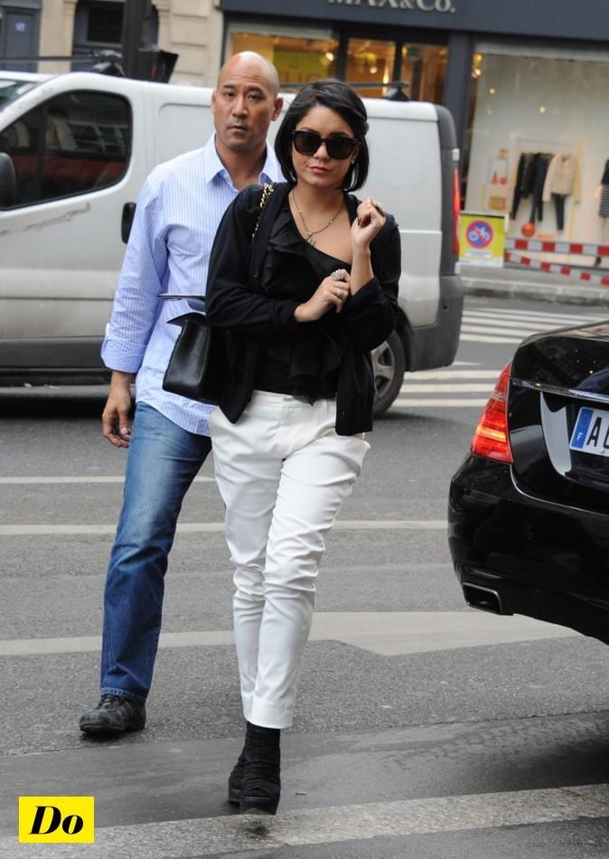 Vanessa Hudgens, une vraie fashionista !