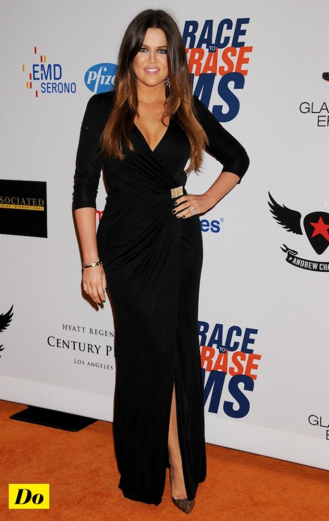 Khloé Kardashian est aussi ronde que ses sisters !