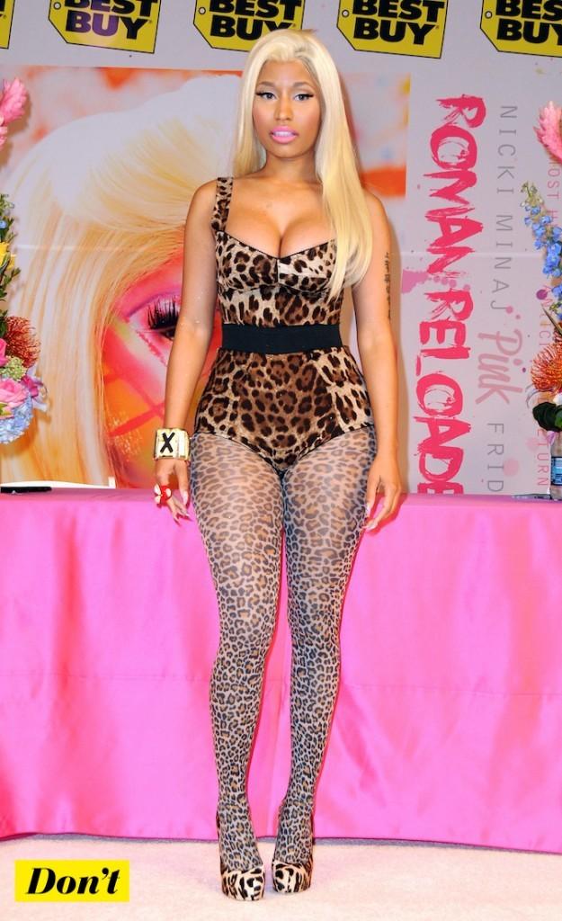 Nicki Minaj est sooo sexy !