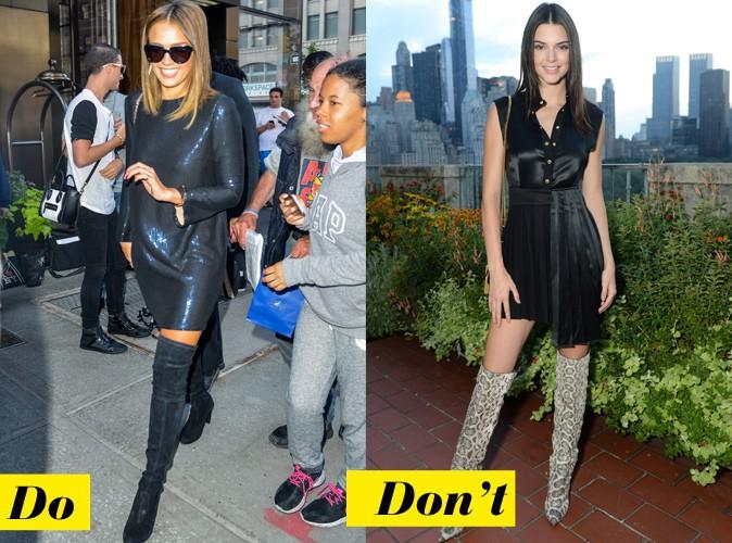 Jessica Alba et Kendall Jenner !