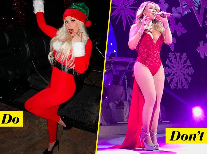 Christina Aguilera VS Mariah Carey