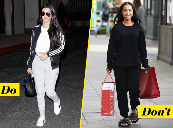 Kourtney Kardashian VS Karrueche Tran