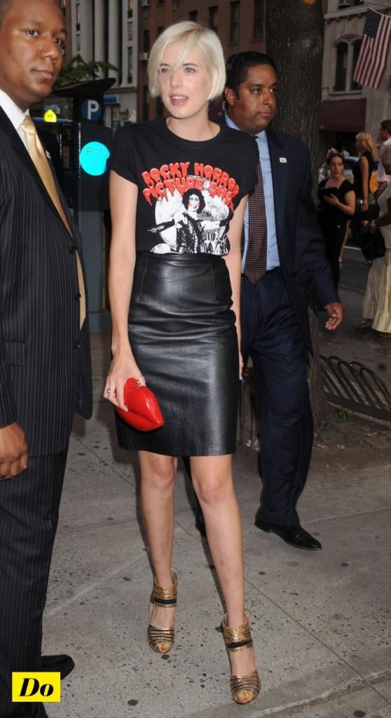 Agyness Deyn : une top modèle à la mode !