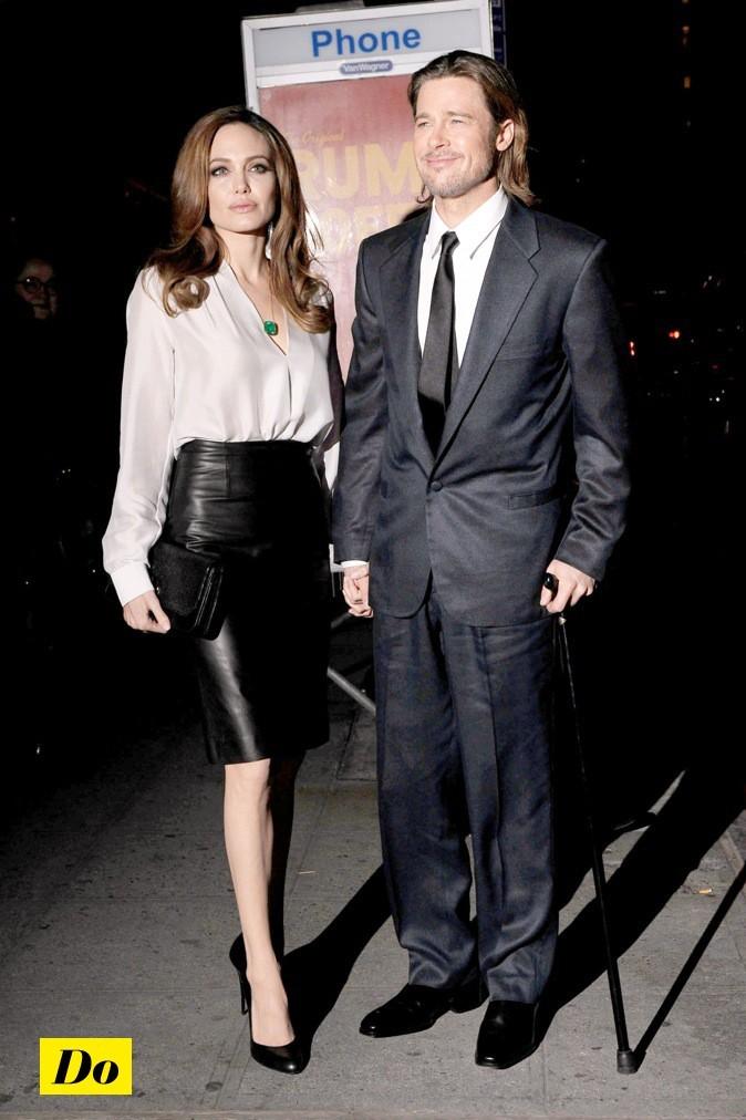 Angelina Jolie : 100% classe !