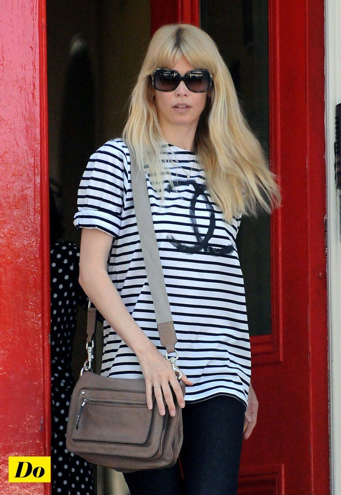 Claudia Schiffer, toujours glamour !