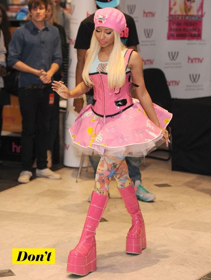 Nicki en version Doll pour la prochaine Japan Expo!