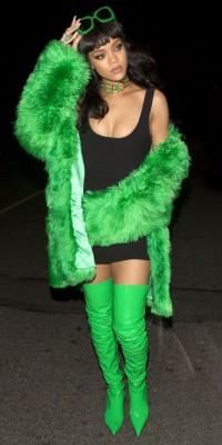 ALERTE : fashion faux pas en vue... Rihanna épinglée !