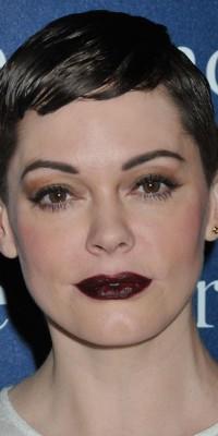 Beauty look : Rose McGowan : rien ne va plus !