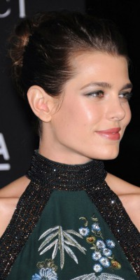 Charlotte Casiraghi : un vrai beauty look de princesse !