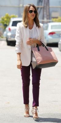 Jessica Alba : sublime en toute simplicité !