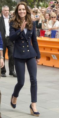 Kate Middleton : éblouissante une nouvelle fois avec son look Zara !