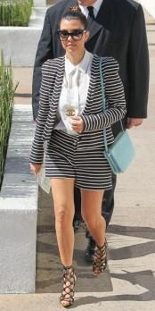 Kourtney Kardashian : où shopper son look en moins cher ?