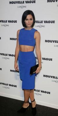 Leigh Lezark : envoutante lors de la soirée Lancôme à Paris !