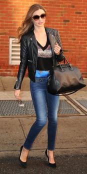 Miranda Kerr : où shopper son look en moins cher ?