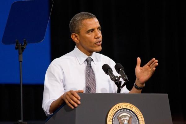 Mode : Barack Obama : la fashion fixette de la manche relevée !