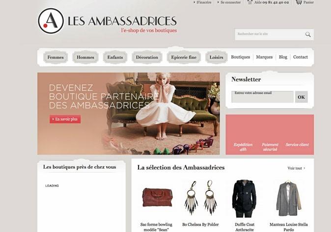 Les Ambassadrices