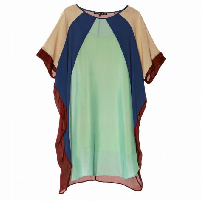 Robe en soie, 210€