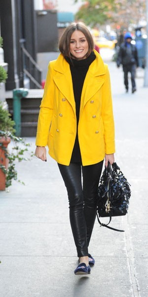 Olivia Palermo: où shopper son look aciduléen moins cher?