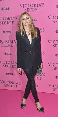 Victoria's Fashion Show 2014 : le look black d'Olivia Palermo VS le look white de Mel B !