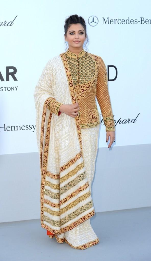 Aishwarya Rai à Cannes en mai !