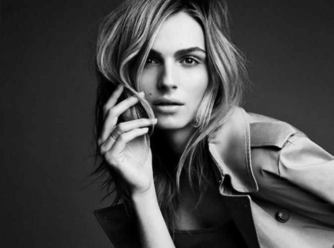 Andreja Pejic : une révolution ! Après le Vogue US, le mannequin transgenre s'offre un contrat avec Make Up For Ever !