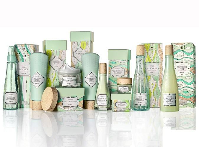 Beauté : Benefit loves vintage !