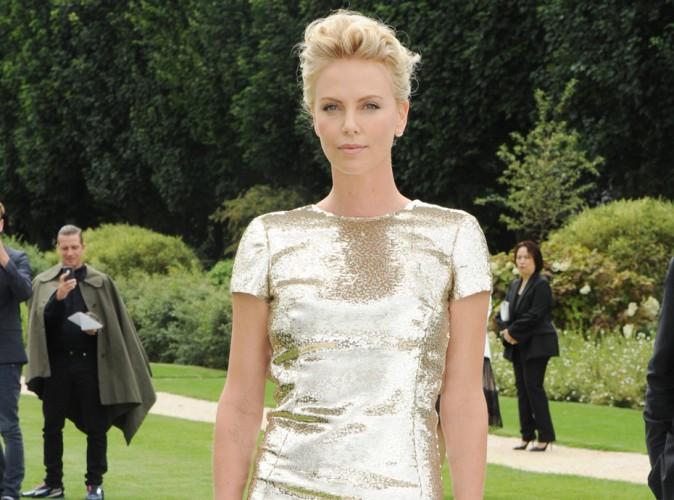 Beauté : Charlize Theron : sa campagne pour Dior en partie dévoilée…