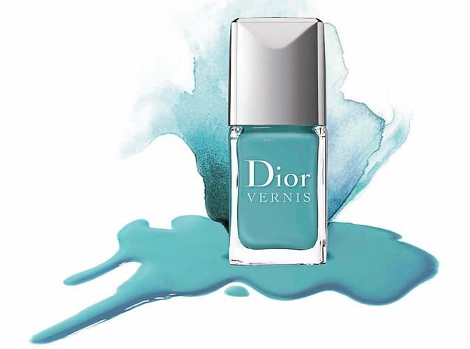Beauté : Dior revisite le grand bleu au rayon vernis !