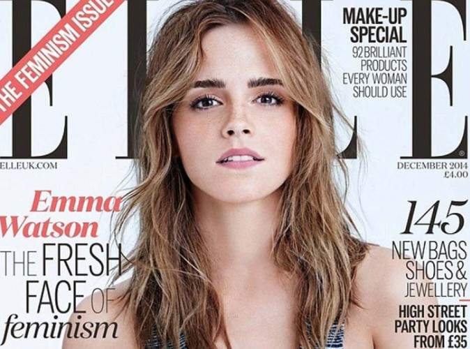 Emma Watson : toujours aussi captivante pour le ELLE UK !