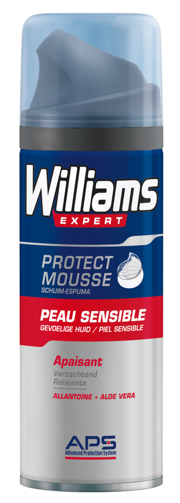 Williams Expert Protect Gels et Mousses