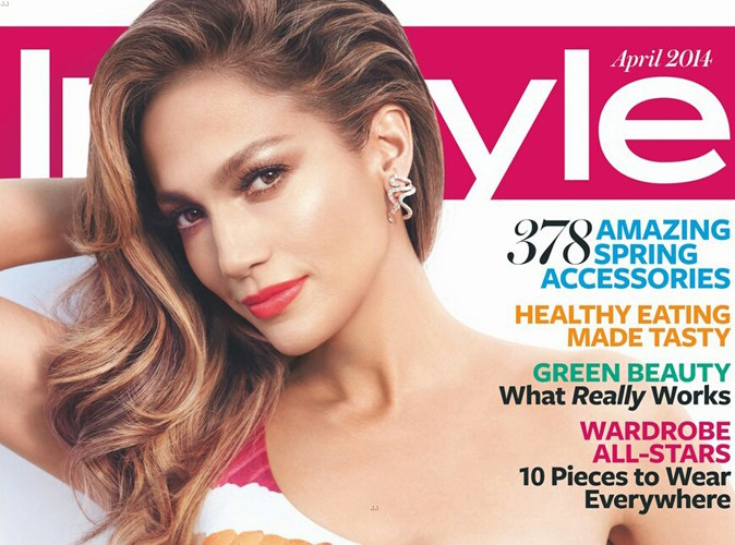 """Beauté : Jenifer Lopez : """"À 44 ans, je me sens comme si j'en avais 28 !"""""""