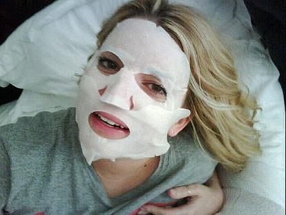 Pour bien commencer la journée, faites un masque !