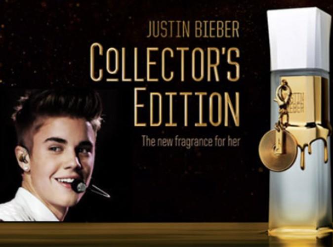 """Beauté : Justin Bieber : une fragrance """"Edition Collector"""" pour la charité !"""