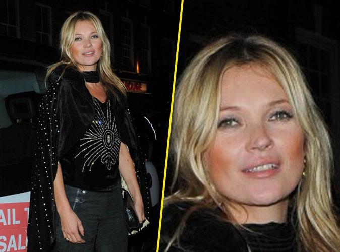 Beauté : Kate Moss : la brindille, modèle de chirurgie esthétique pour les stars !