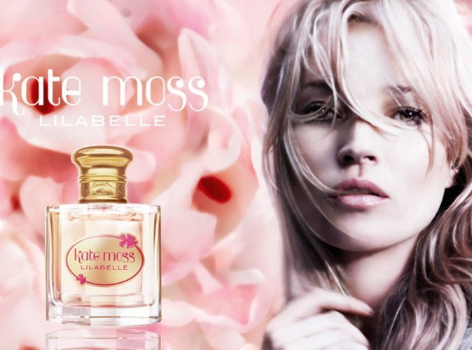 Beauté : Kate moss sort son nouveau parfum en hommage à sa fille !